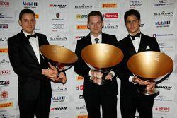 Blancpain Sprint Series- Pro-Am Cup - equipe campeã: Phoenix Racing Marc Basseng, Alessandro Latif