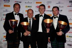 Blancpain Endurance Pro-Am Cup - terceiro lugar: Ecurie Ecosse