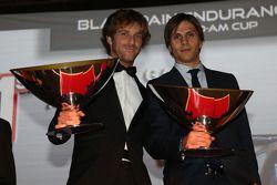 Blancpain Endurance Series Pro Am Cup: campeões de pilotos