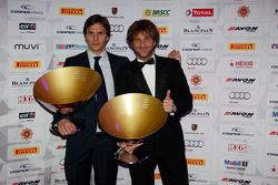 Blancpain Endurance Series Pro Am Cup - campeões de pilotos: Andrea Rizzoli, Stefano Gai