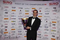 Blancpain Sprint Series - terceiro entre os pilotos: Jeroen Bleekemolen