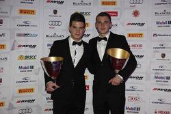 Blancpain Sprint Series - campeões do desafio de pitstop