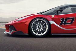The Ferrari FXX K