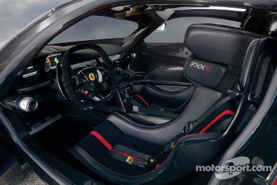 Ferrari dévoile la FXX K