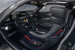 La Ferrari FXX K