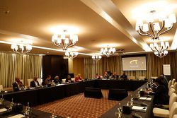 FIA annual general assembly at the St. Regis hotel in Qatar