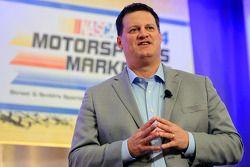 NASCAR Chief Racing Development Officer Steve O'Donnell