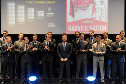 Pilotes 2014 lors des Myers Brothers Awartds