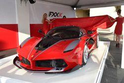 La presentazione della Ferrari FXX K