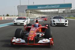 Ferrari F1, 458 Challenge, programa FXX