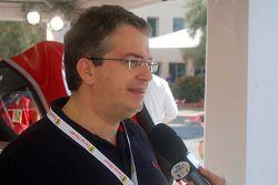 Nicola Boari, Ferrari marketing director
