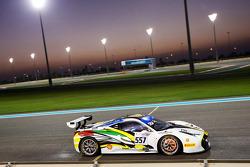 #557 Scuderia Lebanon Ferrari 458: Tani Hanna