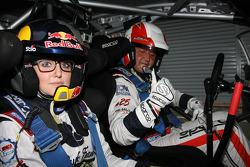 Gigi Galli and Tamara Molinaro, Ford Fiesta WRC