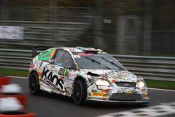 Marco Bonanomi et Biagio Maglienti, Ford Focus WRC