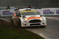 Lorenzo Bontempelli and Florean Fulvio, Ford Fiesta R5