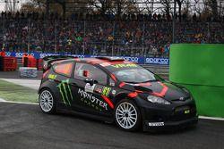 Roberto Brivio and Davide Brivio, Ford Fiesta WRC