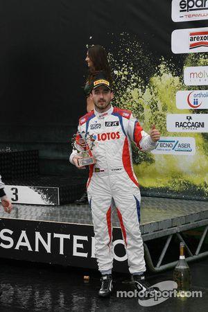El ganador, Robert Kubica