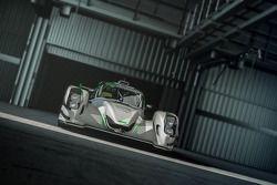 Presentatie van de LAS Motorsport LMP3