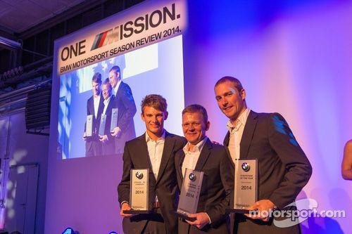 Les trophées BMW Sports