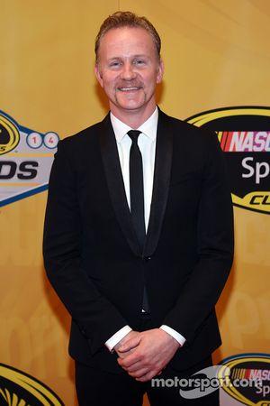 TV personality Morgan Spurlock