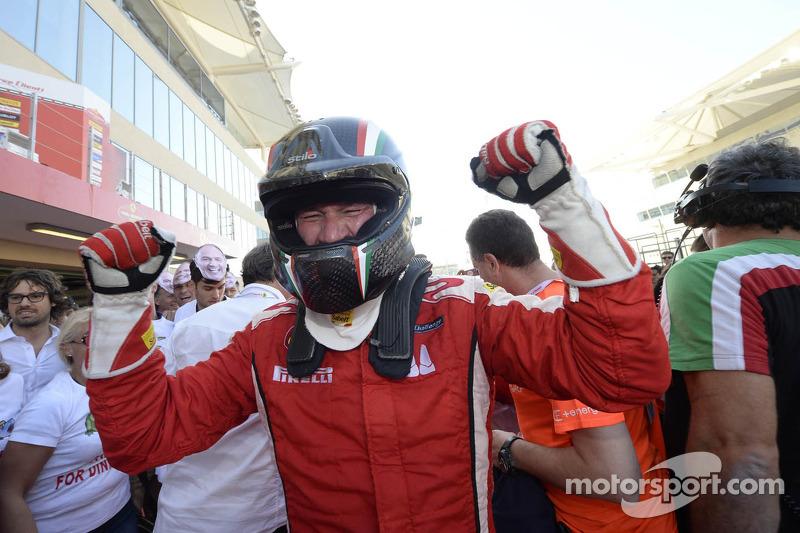 Massimiliano Bianchi logra la victoria en la Fenal Mundial de la Coppa Shell