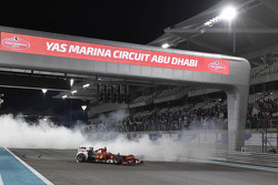 Ferrari F1 driven by Kimi Raikkonen