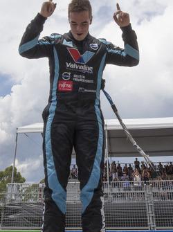 Pole position Scott McLaughlin, Polestar Racing Volvo S60