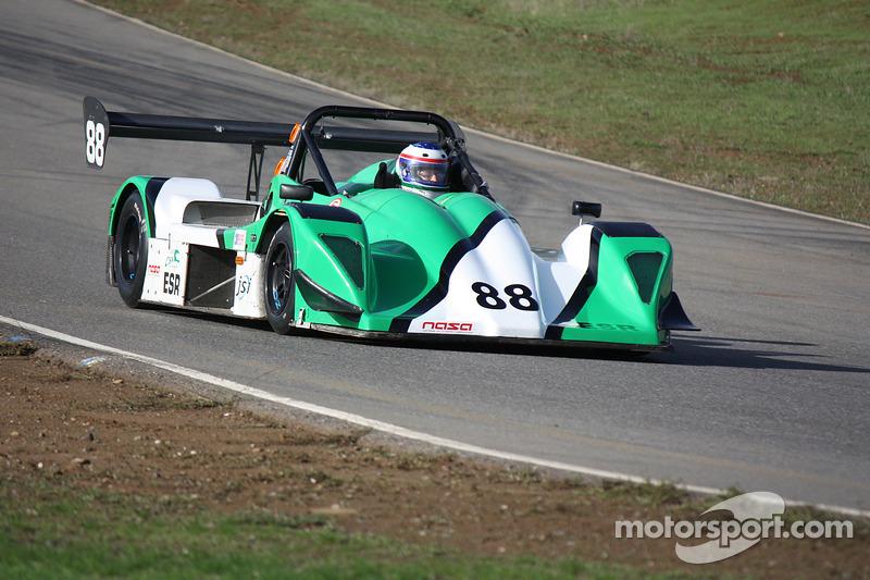 #88 Green Alternative Motorsports Norma M20F: Duncan Ende, James Paul, Robert Calisi, Stephen Zadig