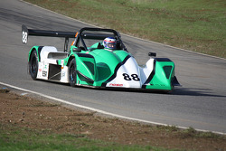 #88 Green Alternative Motorsports Norma M20F: Duncan Ende, James Paul, Robert Calisi, Stephen Zadig
