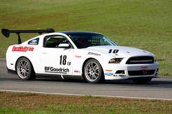 #18 Speed Trixx Motorsports 福特 Boss 302S: Aaron Bailey, Chris Porritt, Scotty White, Will Hunolz