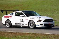 #18 Speed Trixx Motorsports Ford Boss 302S: Aaron Bailey, Chris Porritt, Scotty White, Will Hunolz