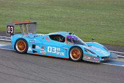 #03 Equipo Quick Racing Products Superlite SLC: Chris Durbin, Darrell Anderson, Mike Skeen, Ryan Eve