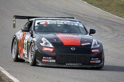 #33 CA Sport/Skullcandy Team Nissan Nissan 370Z: Aaron Pfadt, Bryan Heitkotter, Lara Tallman, Vesko Kozarov