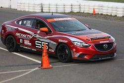 #55 Mazdaspeed Dealers Mazda 6 Diesel: C.J. Wilson, Joel Weinberger, Richard Fisher, Taz Harvey