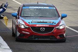 #56 Mazdaspeed Dealers Mazda 6 Diesel: Ben Robertaccio, Camden Jones, Daniel Tremblay, Jason Meise,
