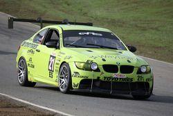 #21 Yost Autosport BMW E92 M3: Barry Yost, Jordan Yost, Mike Bonanni