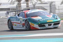 #81 Motor Piacenza Ferrari 458: Alexander Moiseev