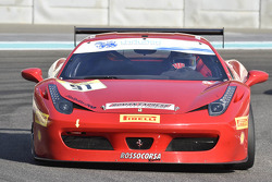 #91 Rossocorsa 法拉利 458: 菲利普·巴隆