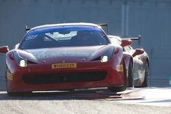 #513 Barbagallo 法拉利 458: Paul van Loenhout