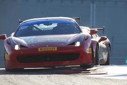 #513 Barbagallo Ferrari 458: Paul van Loenhout