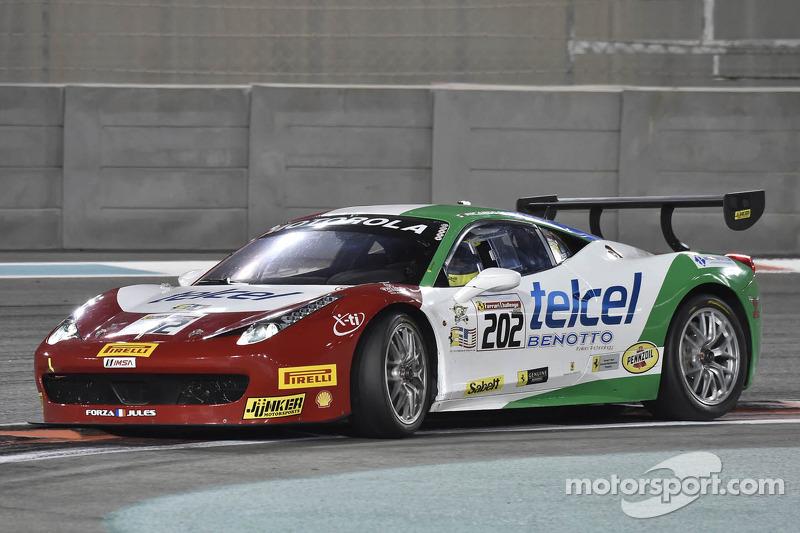 #202 Ferrari de Houston: Ricardo Pérez de Lara