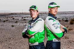 Wouter Rosegaar y Erik van Loon