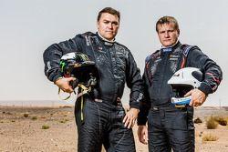 Konstanten Zhiltsov y Vladimir Vasilyev
