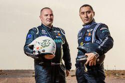 Aidyn Rakhimbayev and Anton Nikolaev