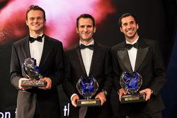 Marc Lieb, Romain Dumas, Neel Jani, Porsche Team
