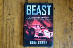 Jade Gurss' The Beast