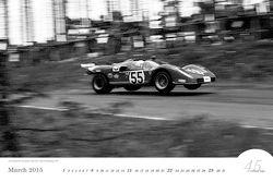 Motorsports Classic Calendario 2015 by McKlein Publishing