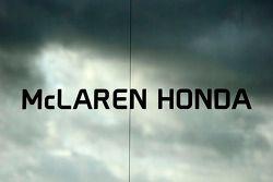 McLaren Honda bord