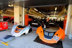 #60 McLaren 650S GT3