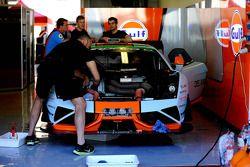 Lamborghini : Préparation